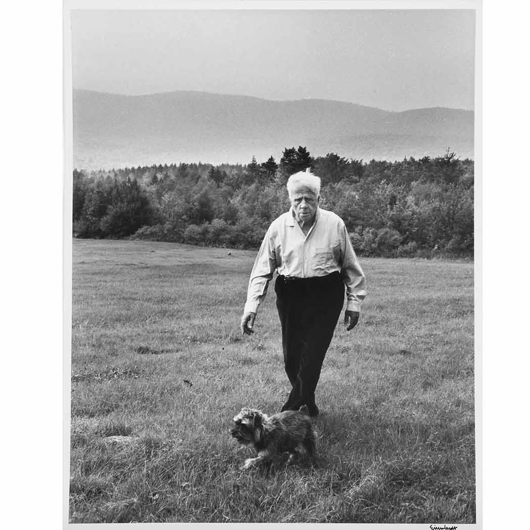 Lot image - EISENSTAEDT, ALFRED (1898-1995)  Group of two images of literary figures
