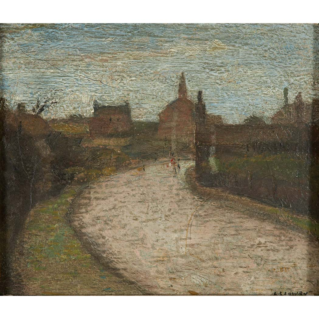 Lot image - Laurence Stephen Lowry
