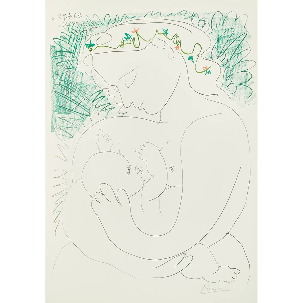 After Pablo Picasso for Sale at Auction on Mon, 04/29/2013 - 08:00 ...
