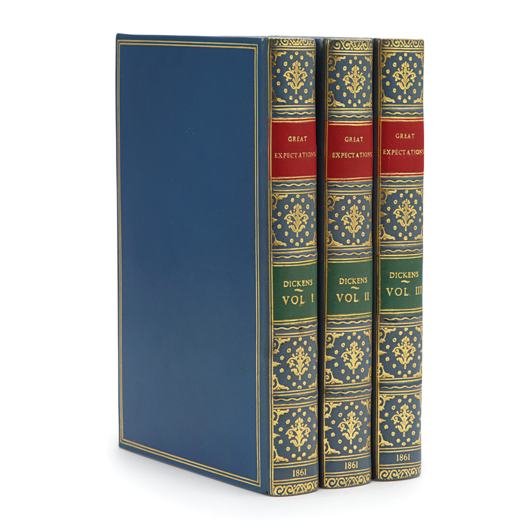 Lot image - DICKENS, CHARLES  Great Expectations