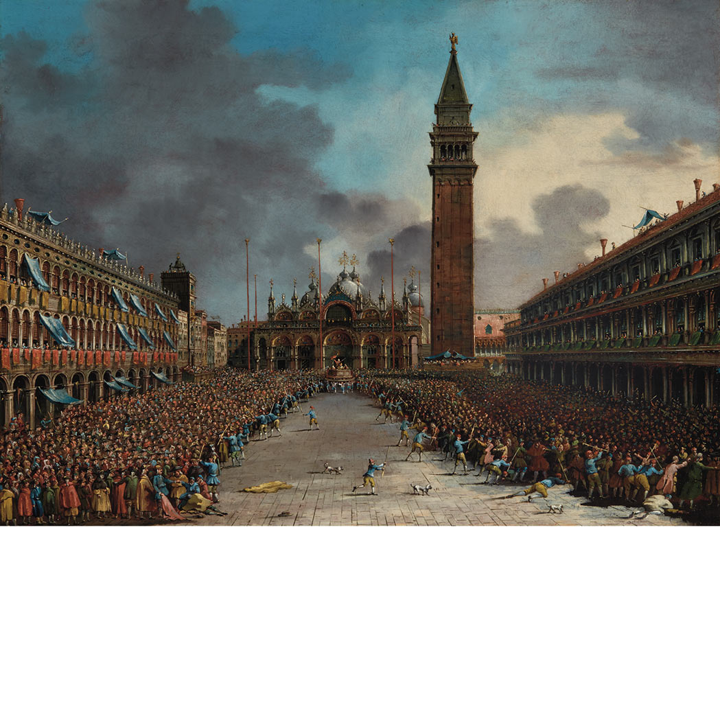 Follower of Canaletto for Sale at Auction on Wed, 01/27 ...