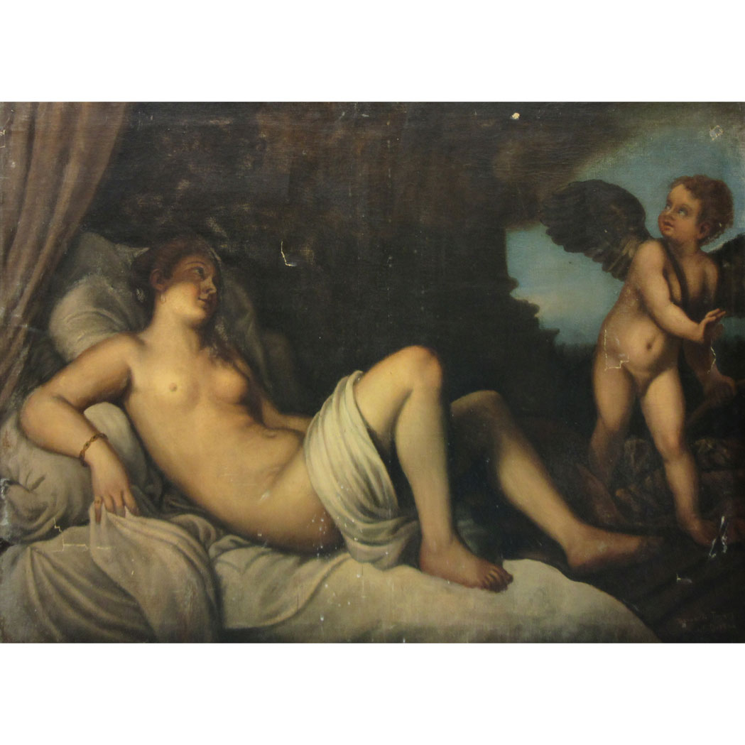 Lot image - After Tiziano Vecellio, called Titian