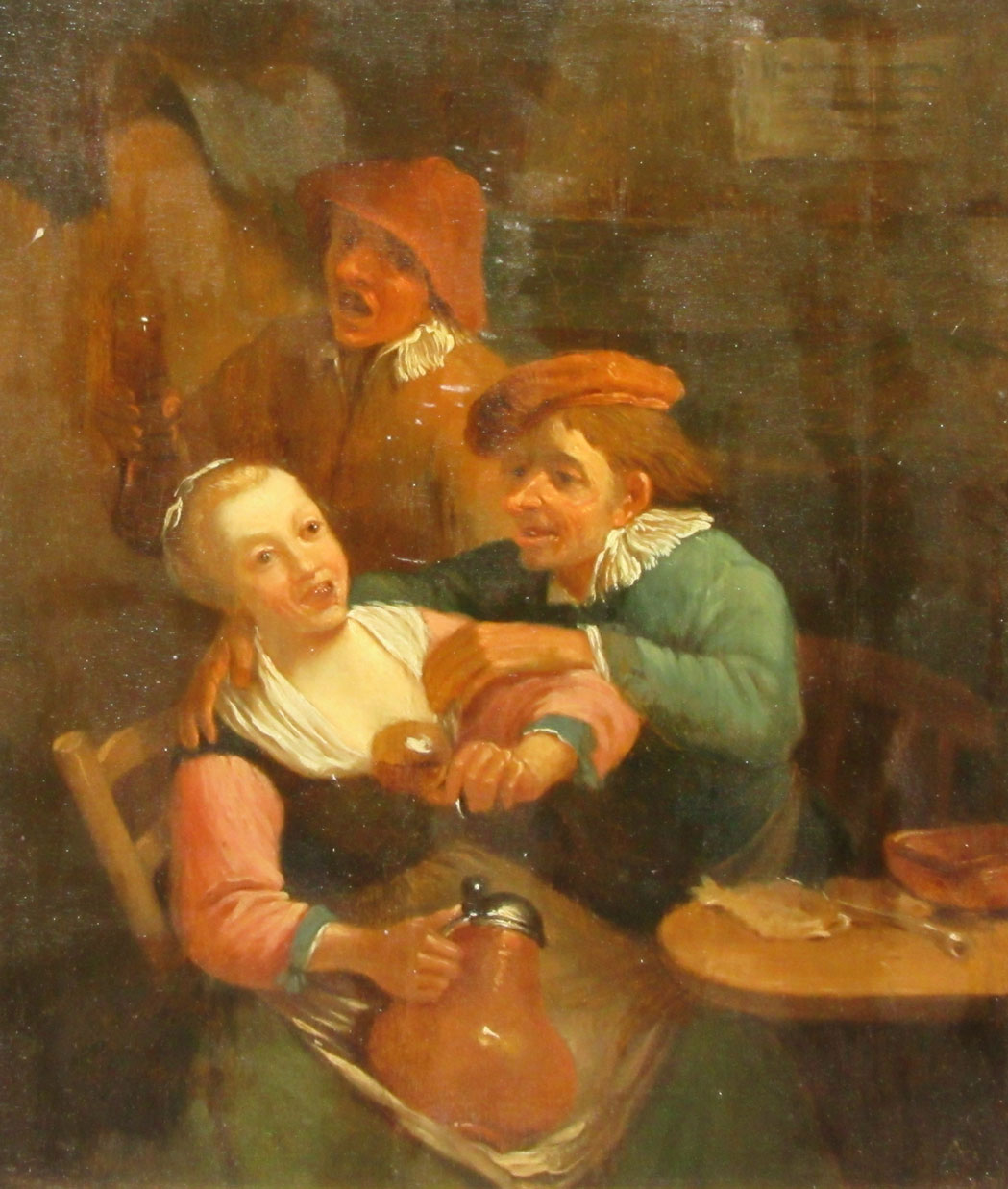 Lot image - School of Adriaen Brouwer