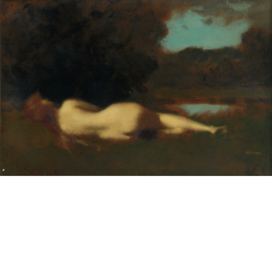 Lot image - Jean-Jacques Henner