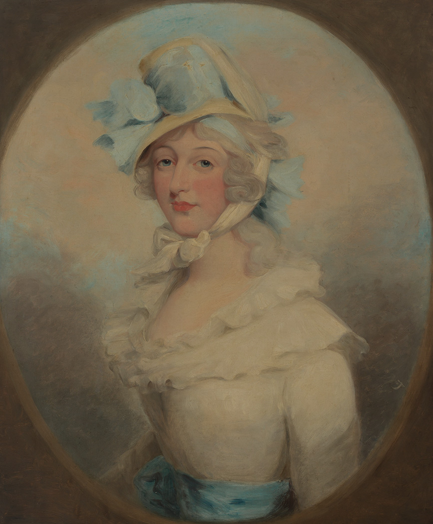 Lot image - Attributed to John Downman