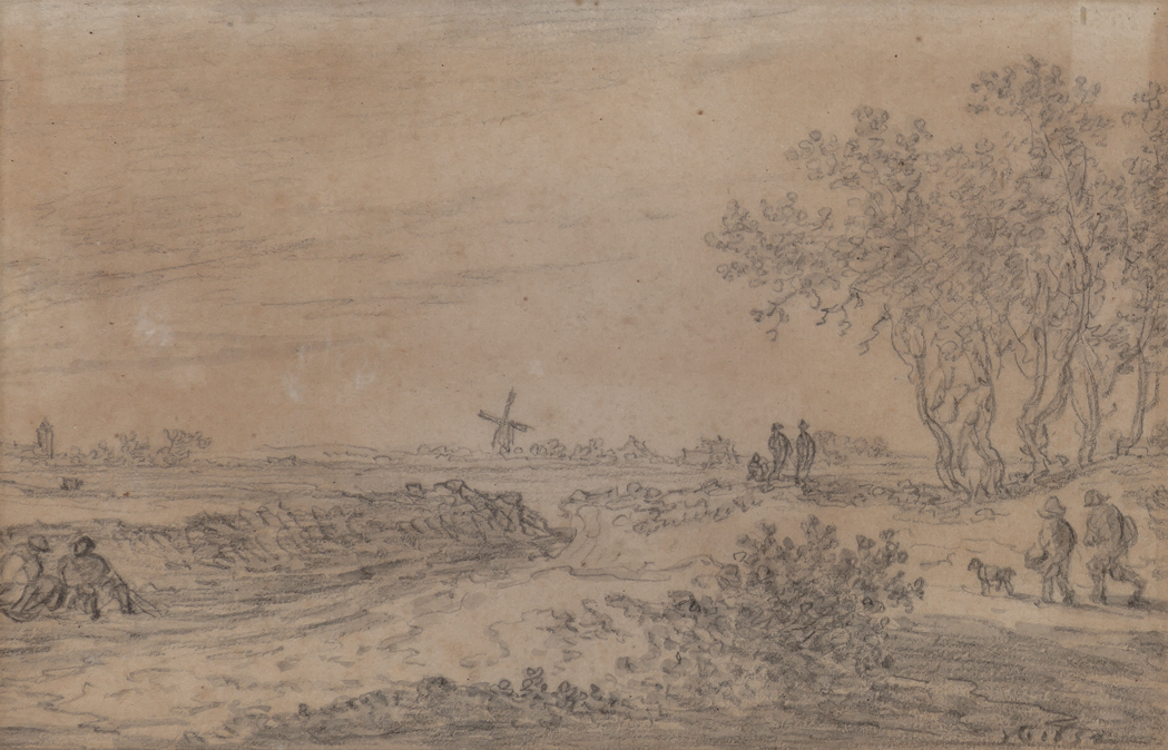 Lot image - Jan Van Goyen