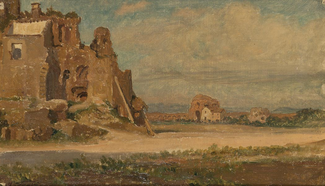 Lot image - Elihu Vedder