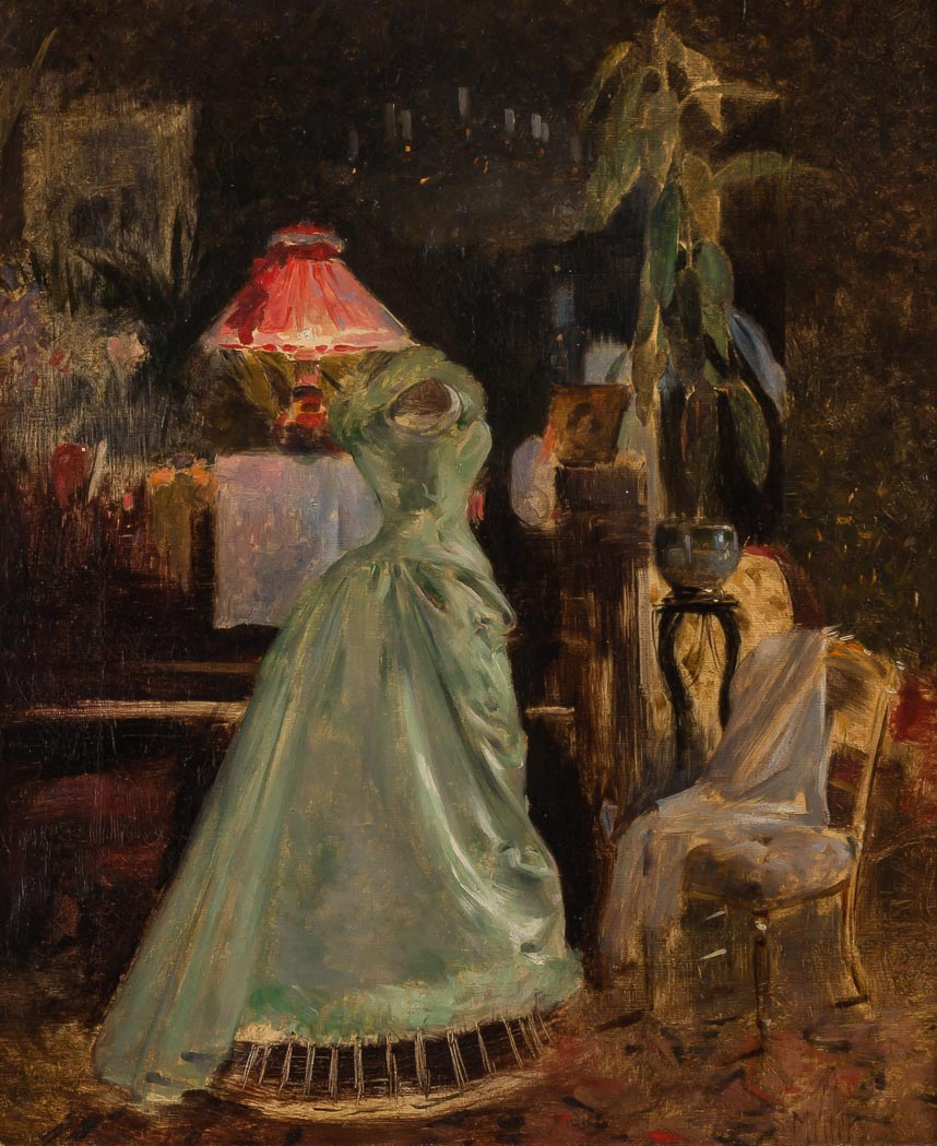 Lot image - Richard Emil Miller