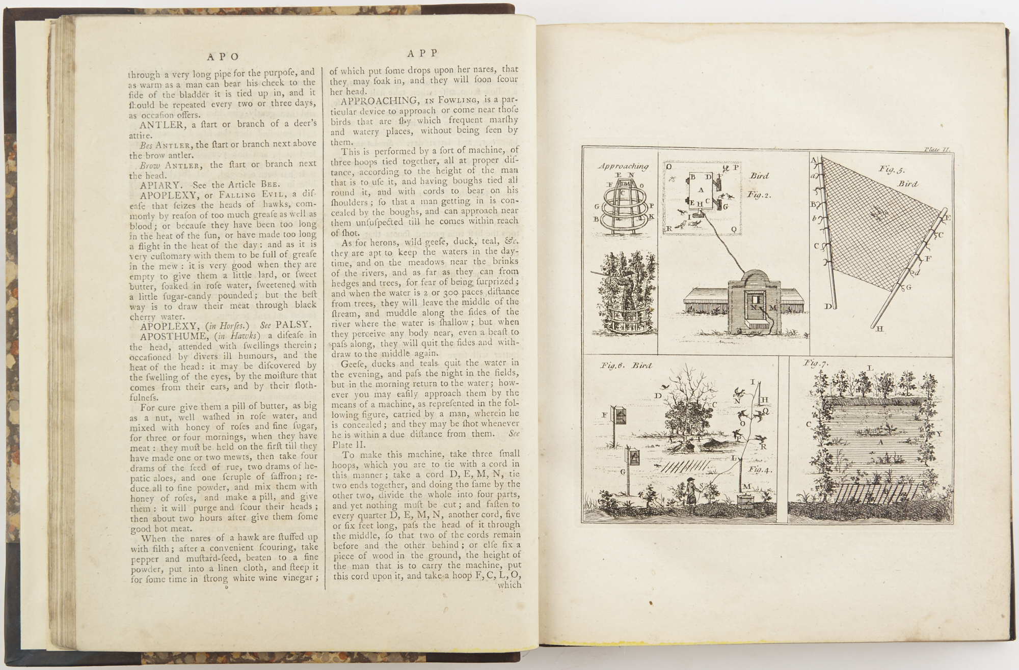 Lot image - [ANON.]  The Sportsmans Dictionary; or, The Gentlemans Companion for Town and Country...