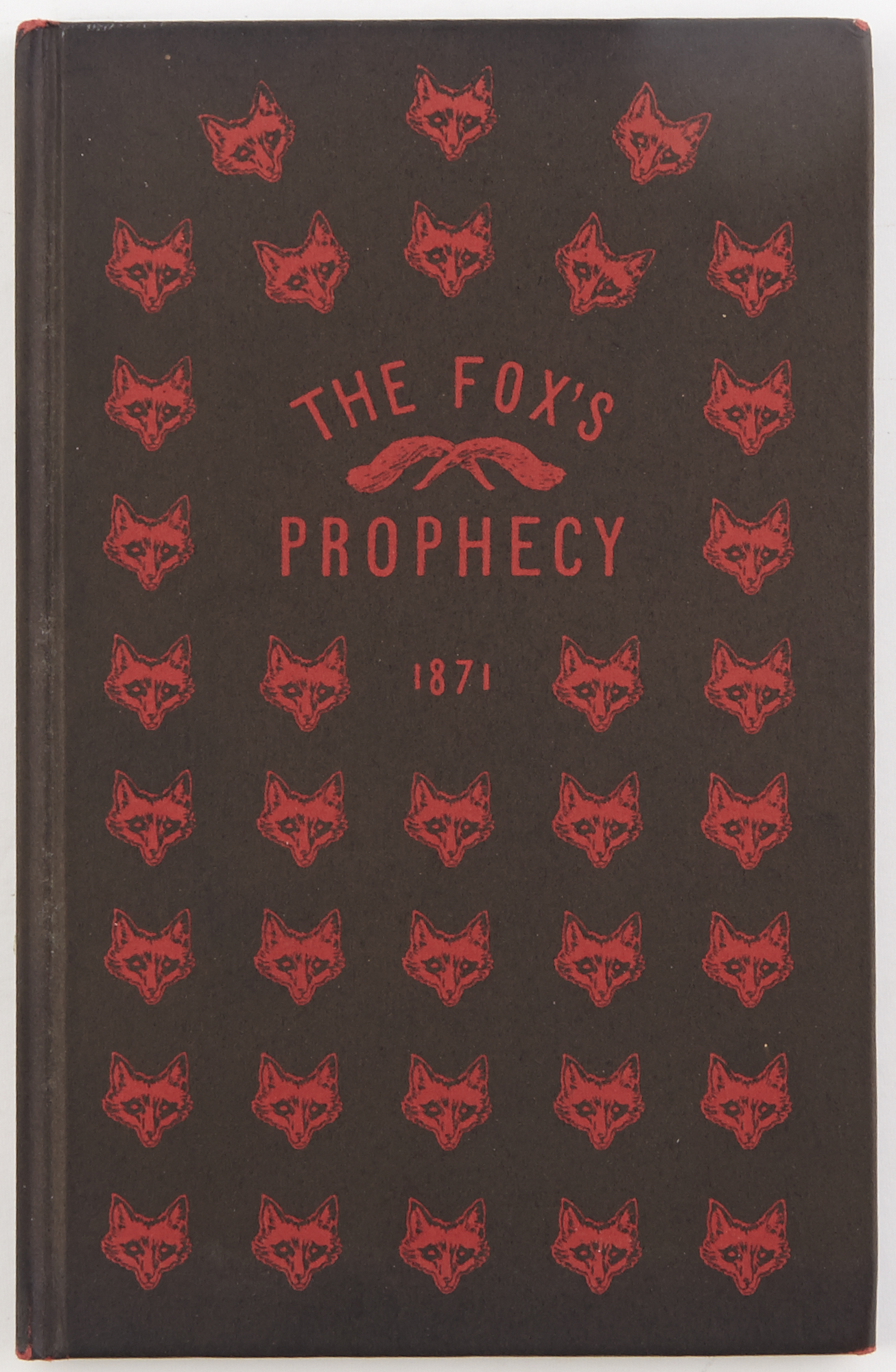 Lot image - [ANON.]  The Foxs Prophecy.