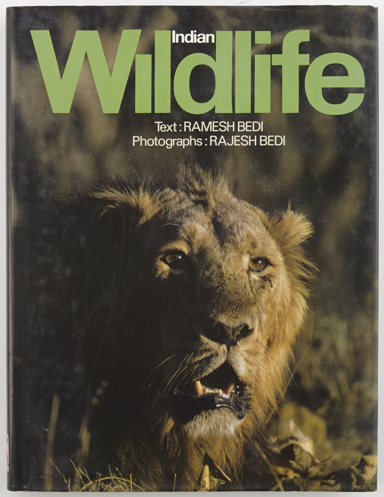 Lot image - BEDI, RAMESH  Indian Wildlife.