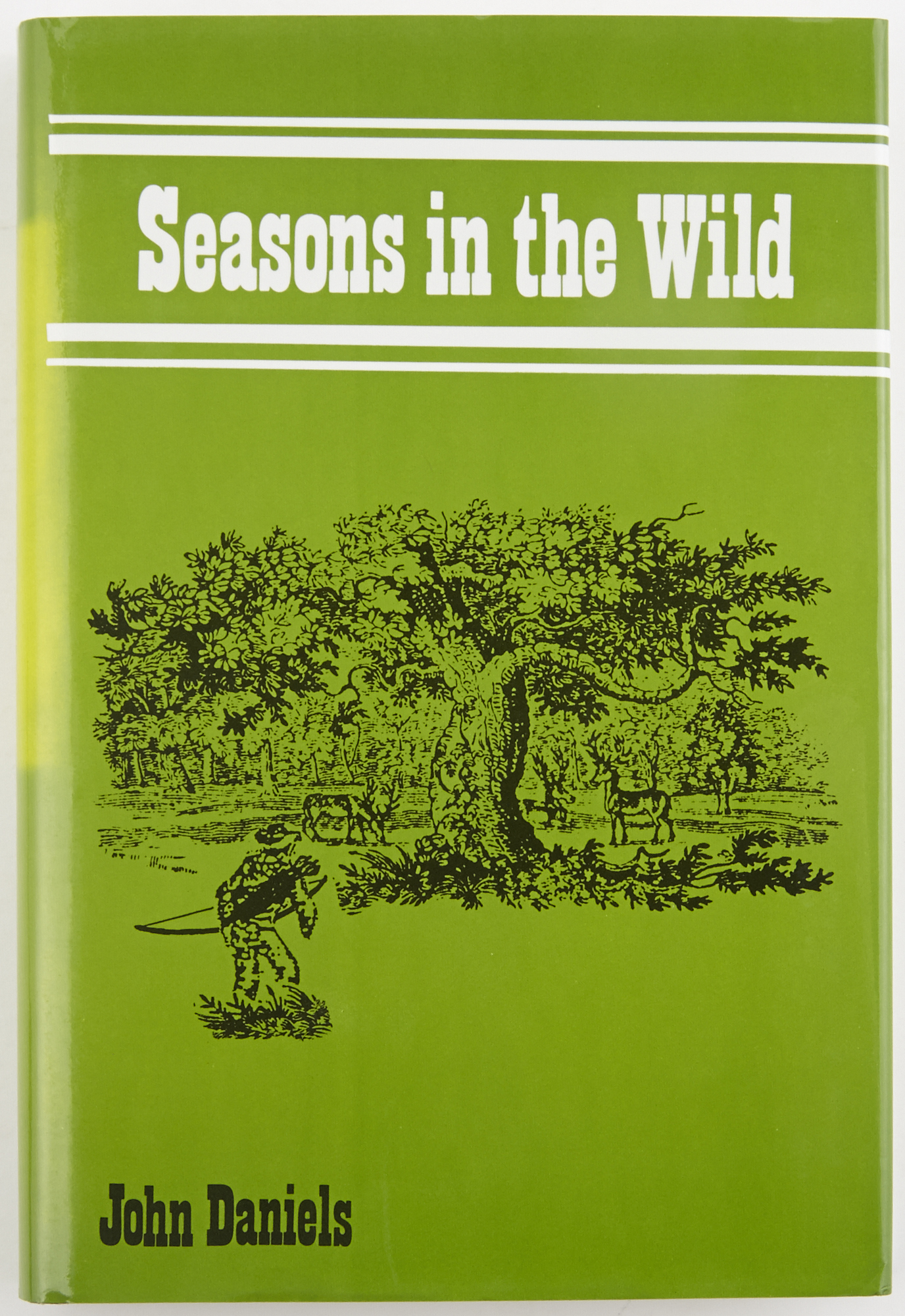 Lot image - DANIELS, JOHN  Seasons in the Wild.