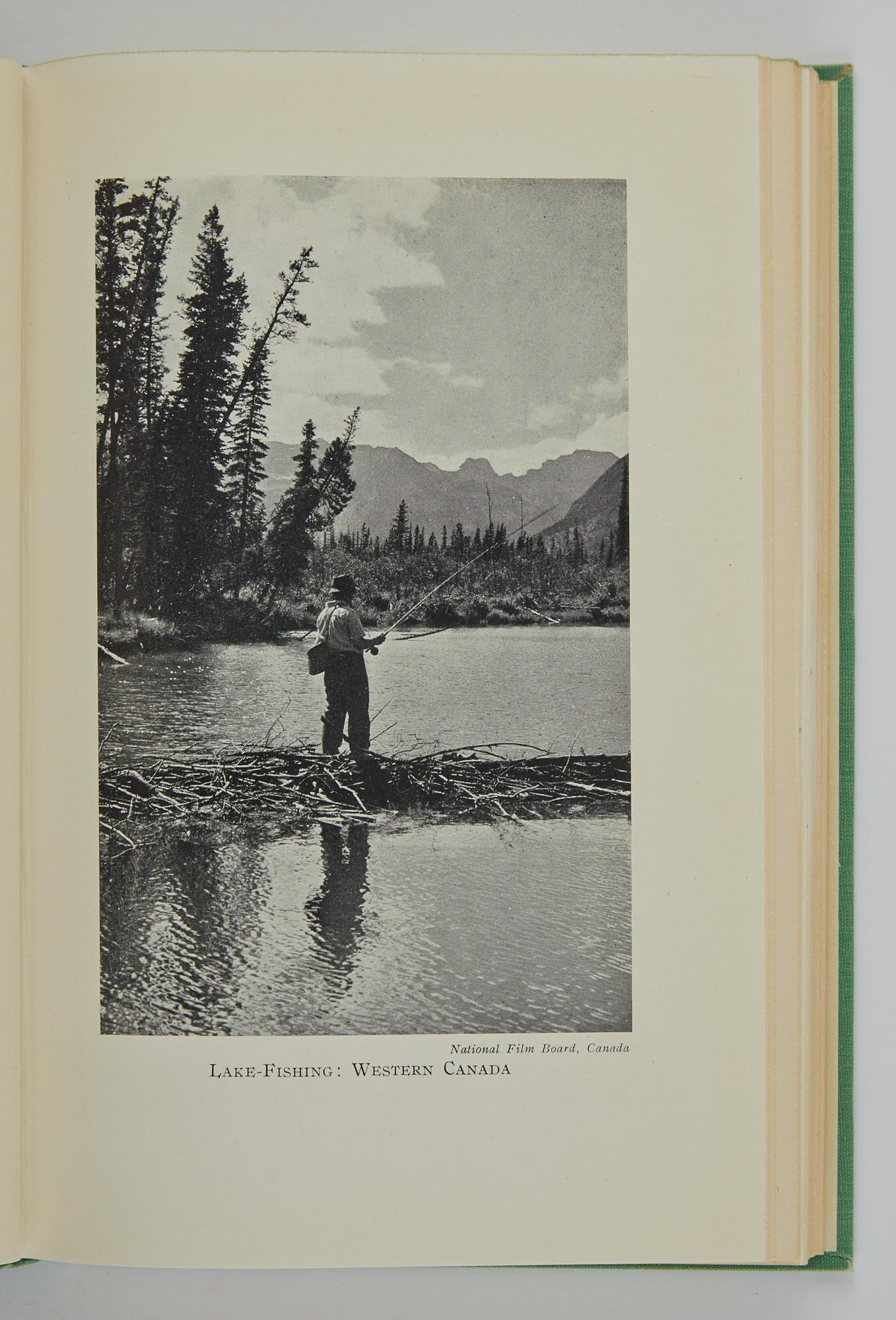 Lot image - ADAMSON, W. A.  The Enterprising Angler.