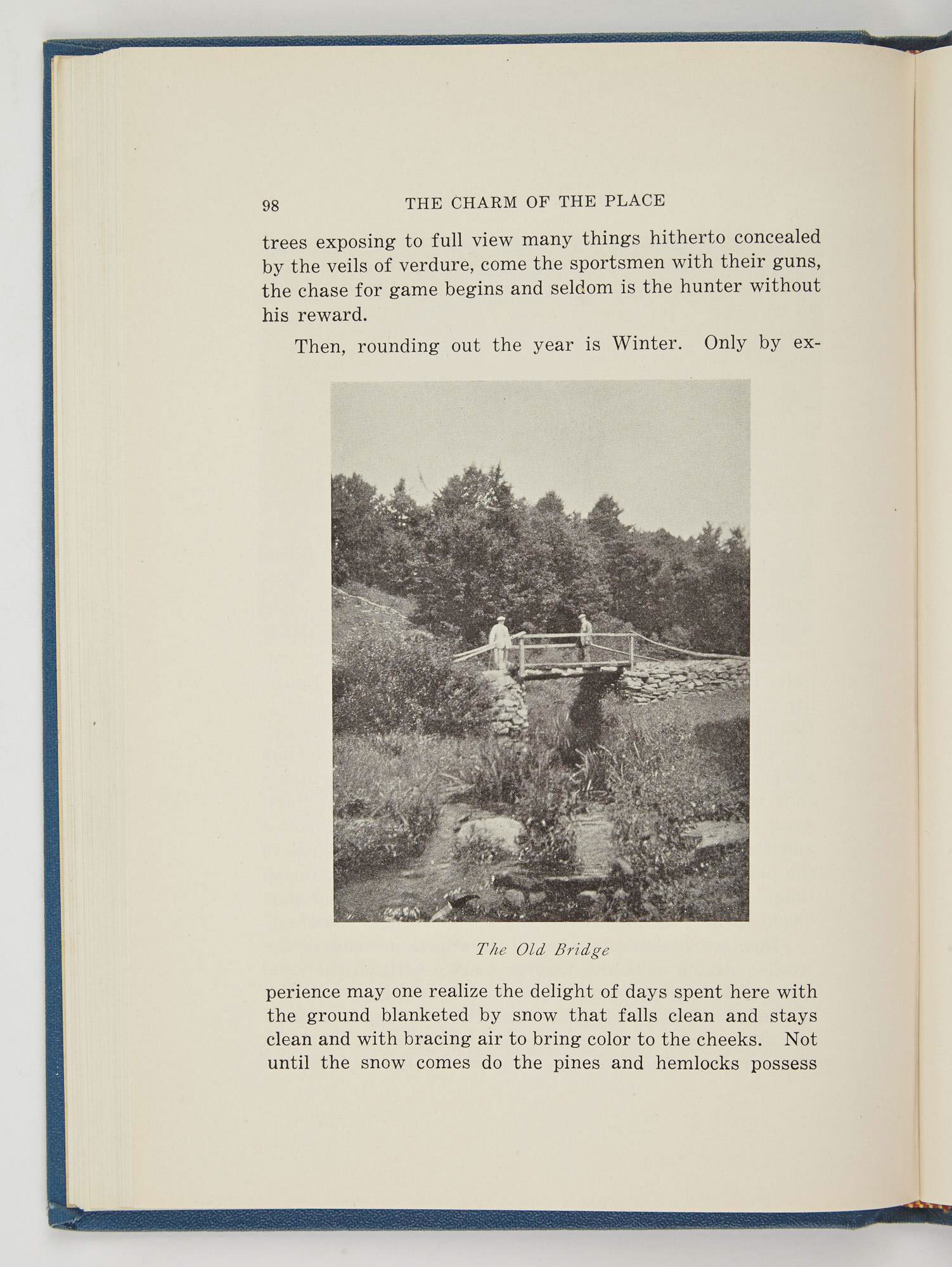 Lot image - [ANGLING CLUB]  CAMPBELL, CHARLES A.  Traditions of Hartwood. A narrative which has to do with the region of the vicinity of Hartwood, Sullivan County, New York, with special reference to the history of the Hartwood Club.