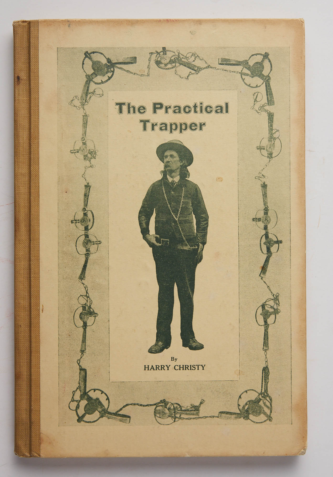 Lot image - CHRISTY, HARRY  The Practical Trapper. Simple Instructions for Trapping Fur Animals.