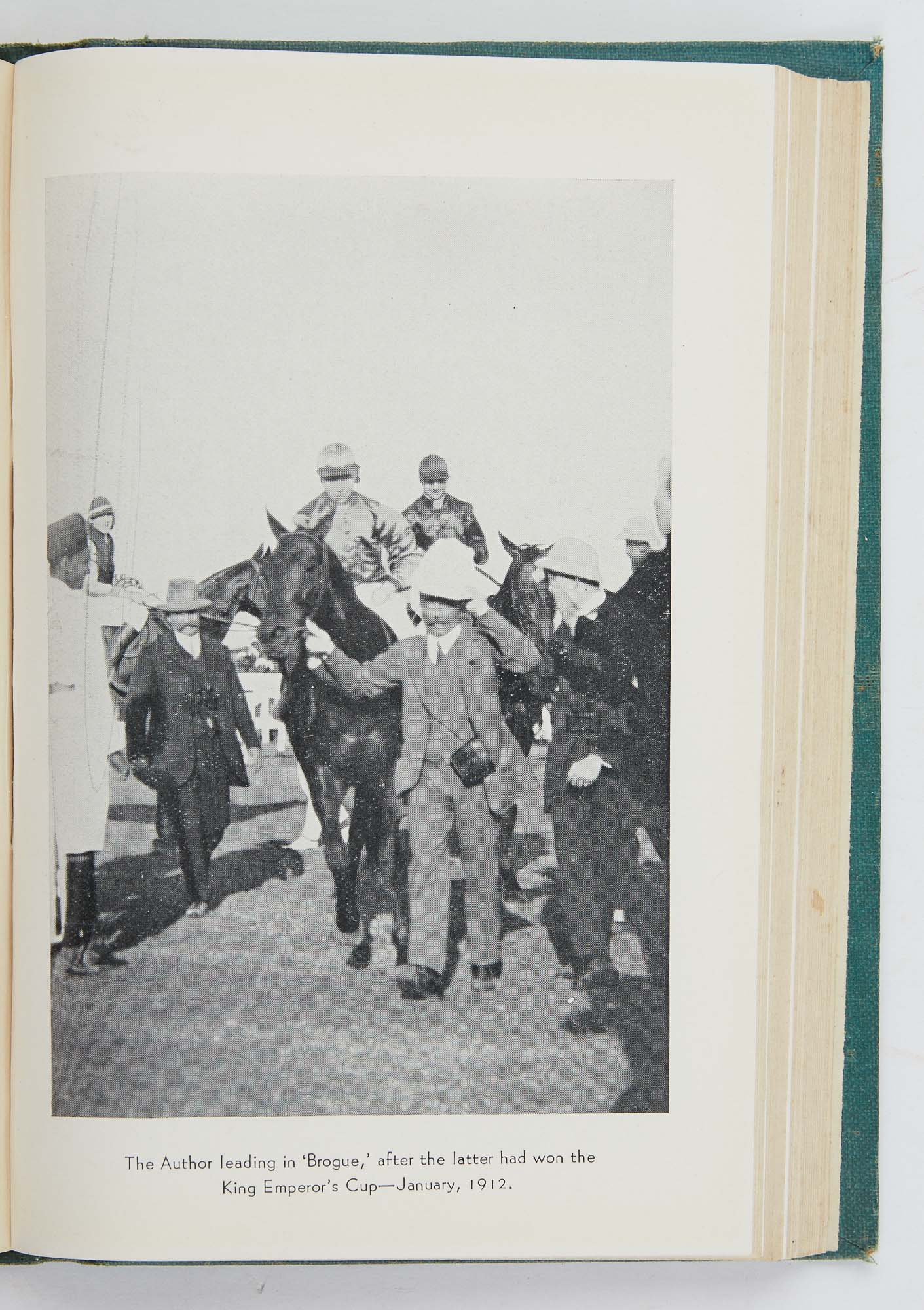 Lot image - GALSTAUN, J. C.  Racing Reminiscences.