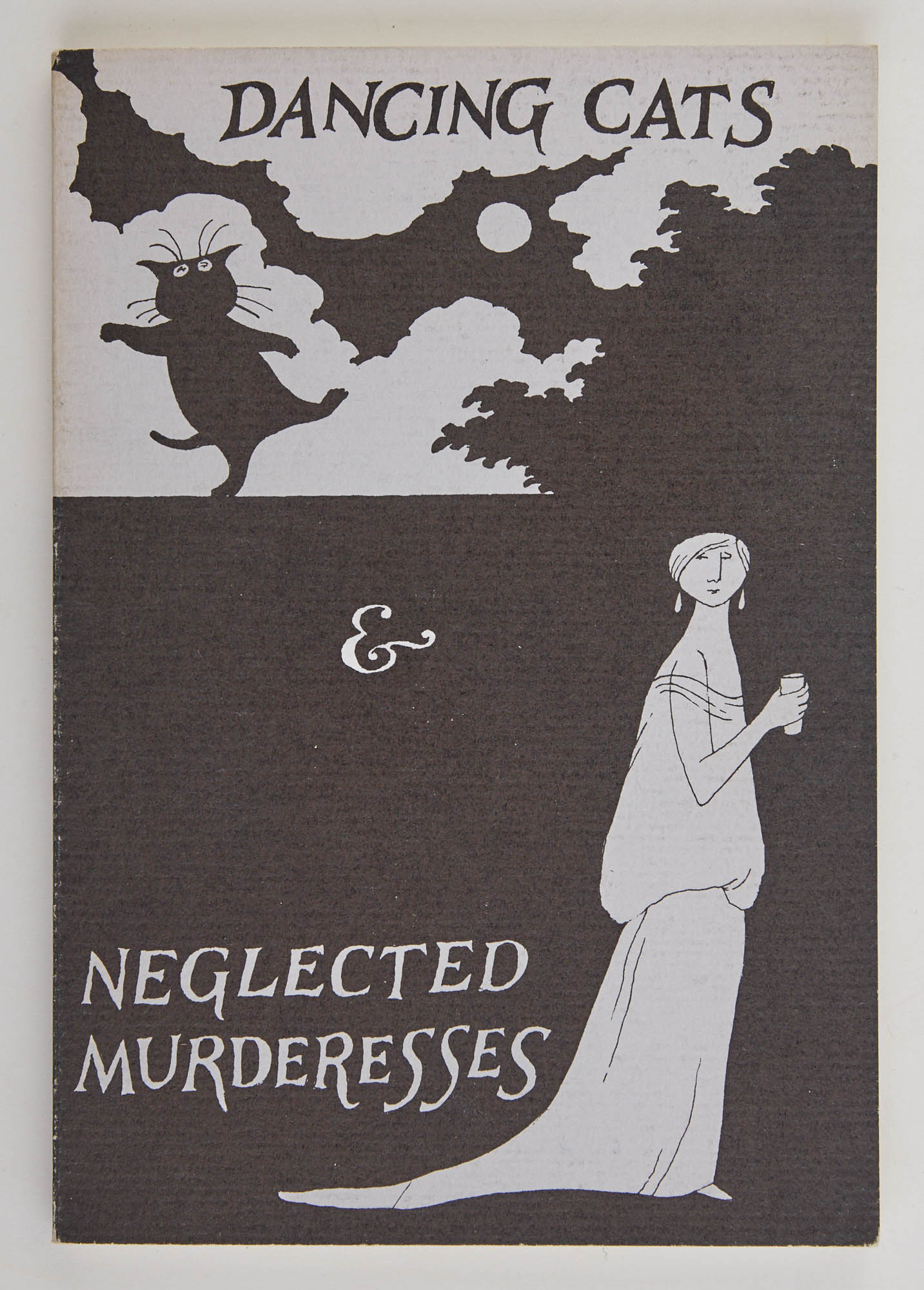Lot image - GOREY, EDWARD  Dancing Cats and Neglected Murderesses.