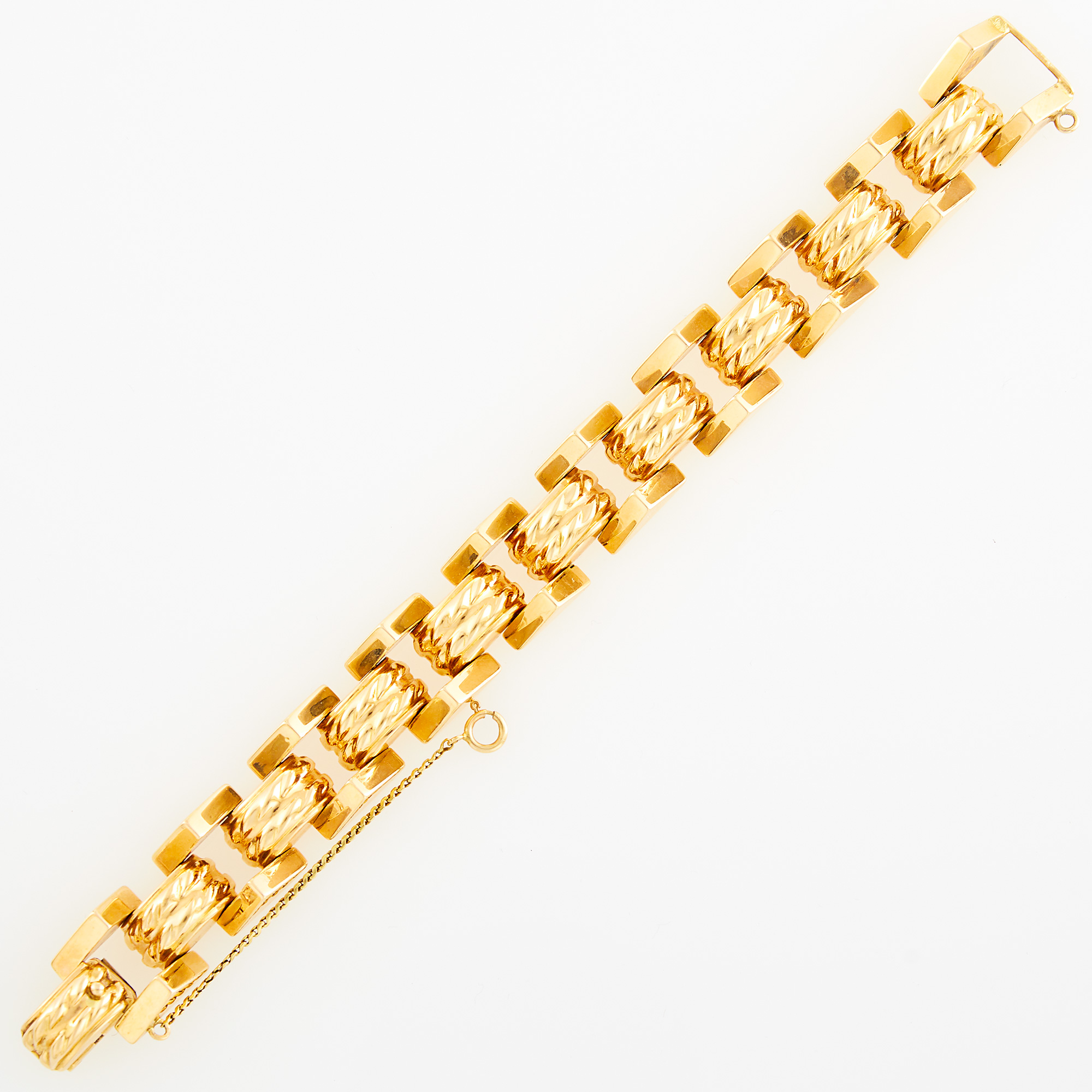 Lot image - Gold Link Bracelet