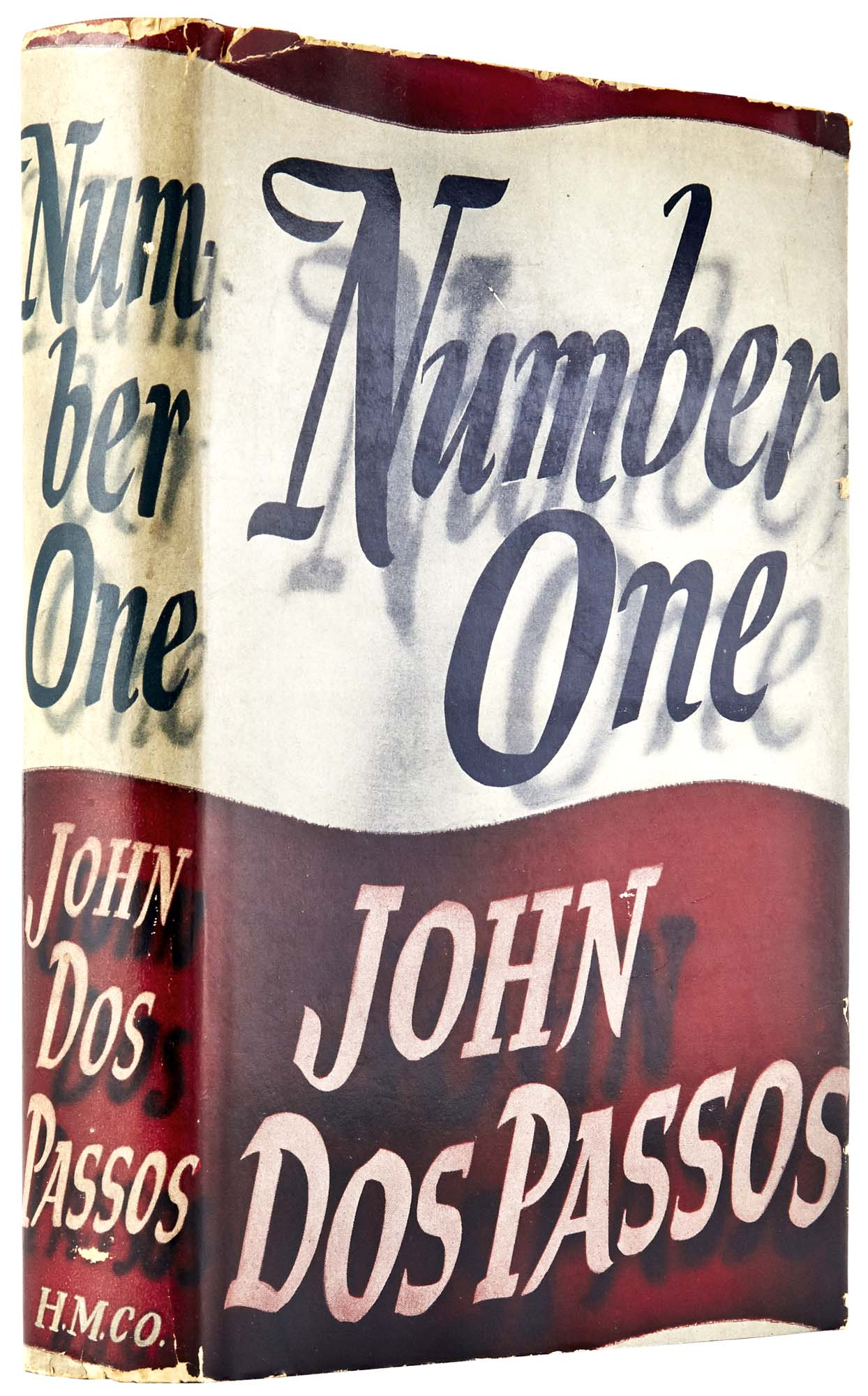 Lot image - DOS PASSOS, JOHN  Nine first editions.