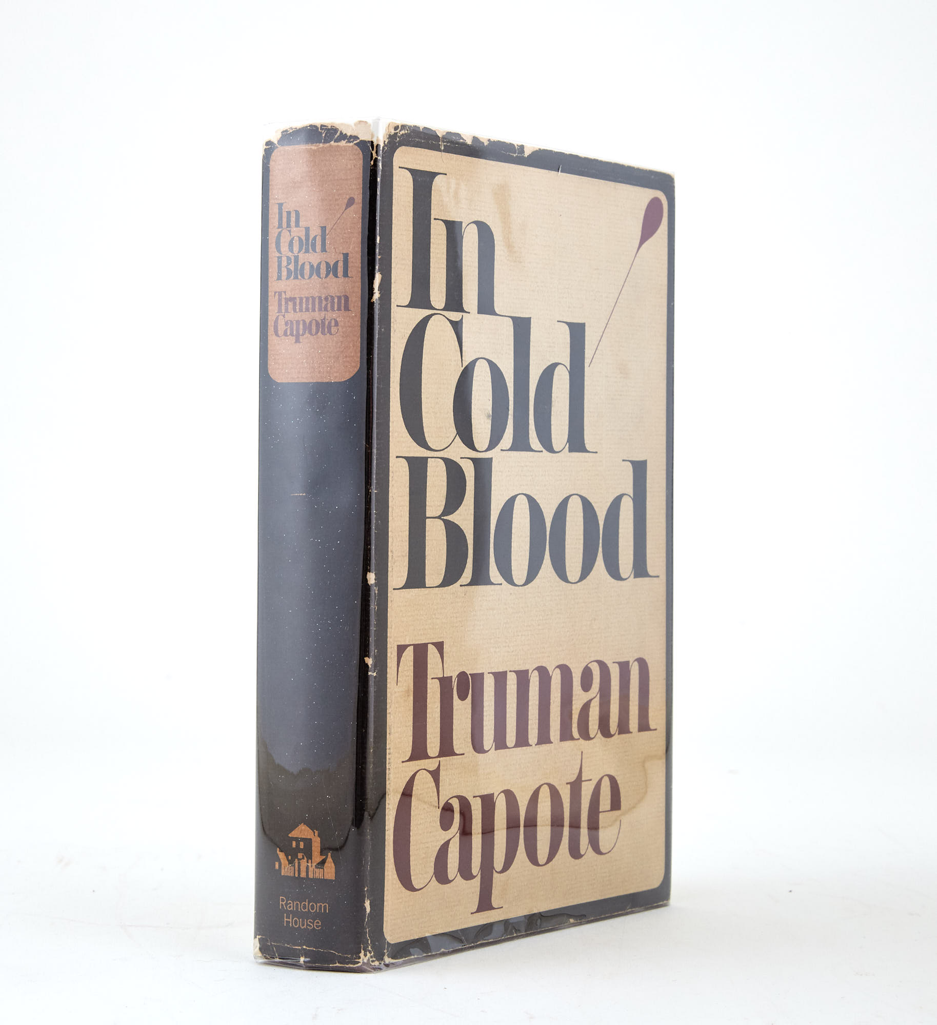 Lot image - CAPOTE, TRUMAN  In Cold Blood