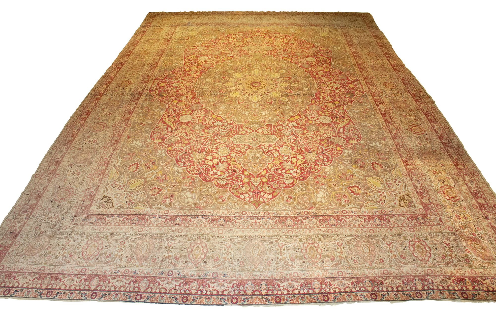 Lot image - Tabriz Carpet