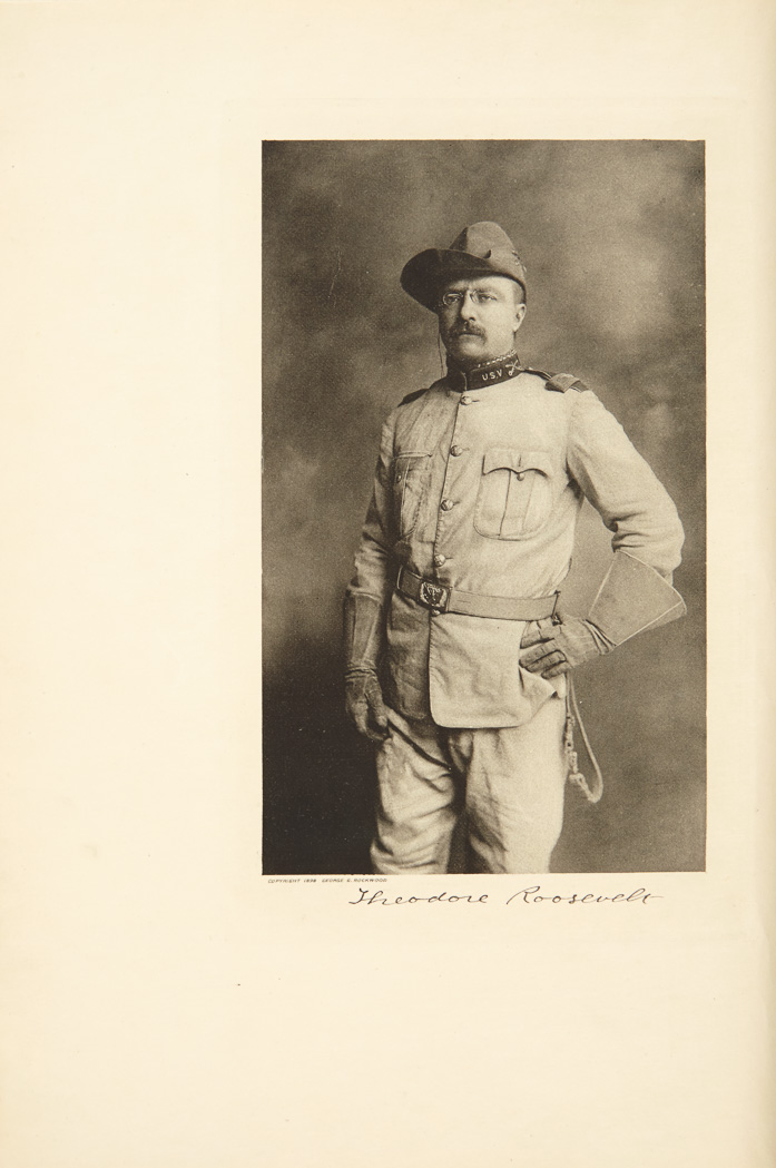 Lot image - ROOSEVELT, THEODORE  Big Game Hunting in the Rockies and on the Great Plains. Comprising Hunting Trips of a Ranchman and The Wilderness Hunter.