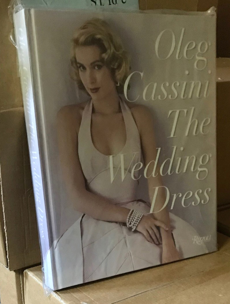 Lot image - Large Quantity of Copies of The Wedding Dress by Oleg Cassini