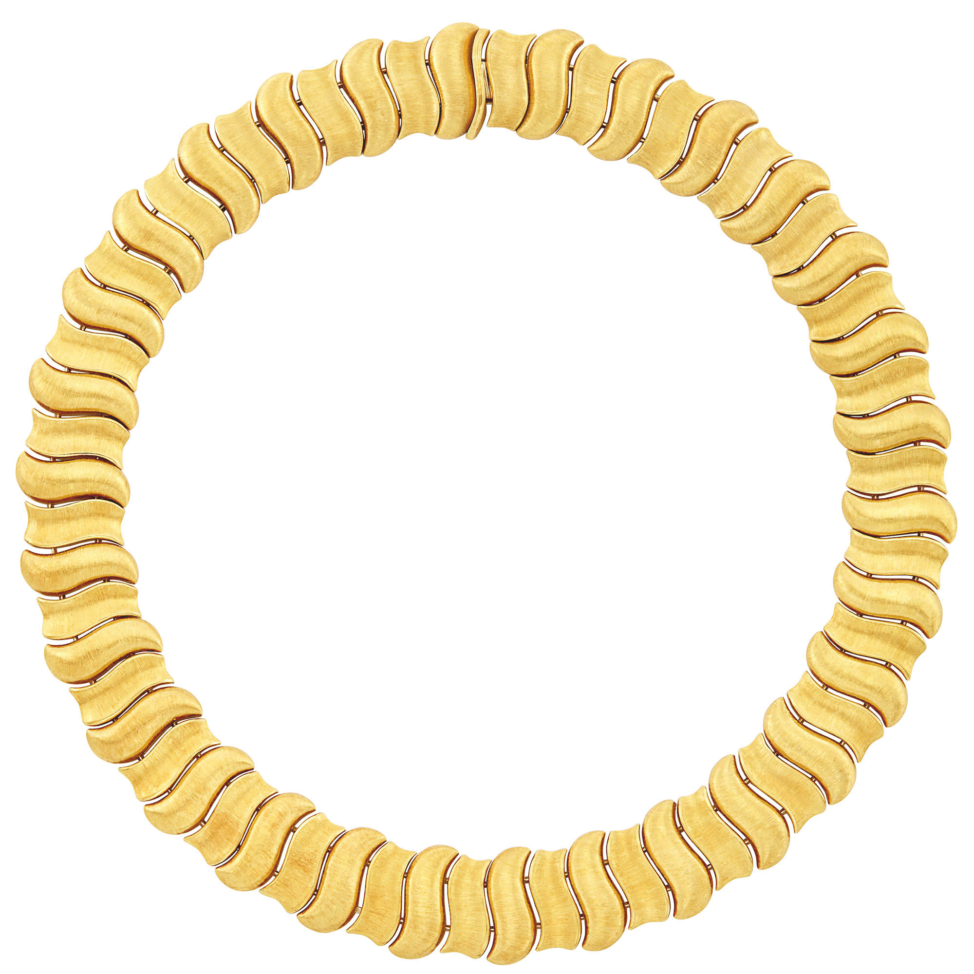 Lot image - Gold Necklace, Gianmaria Buccellati