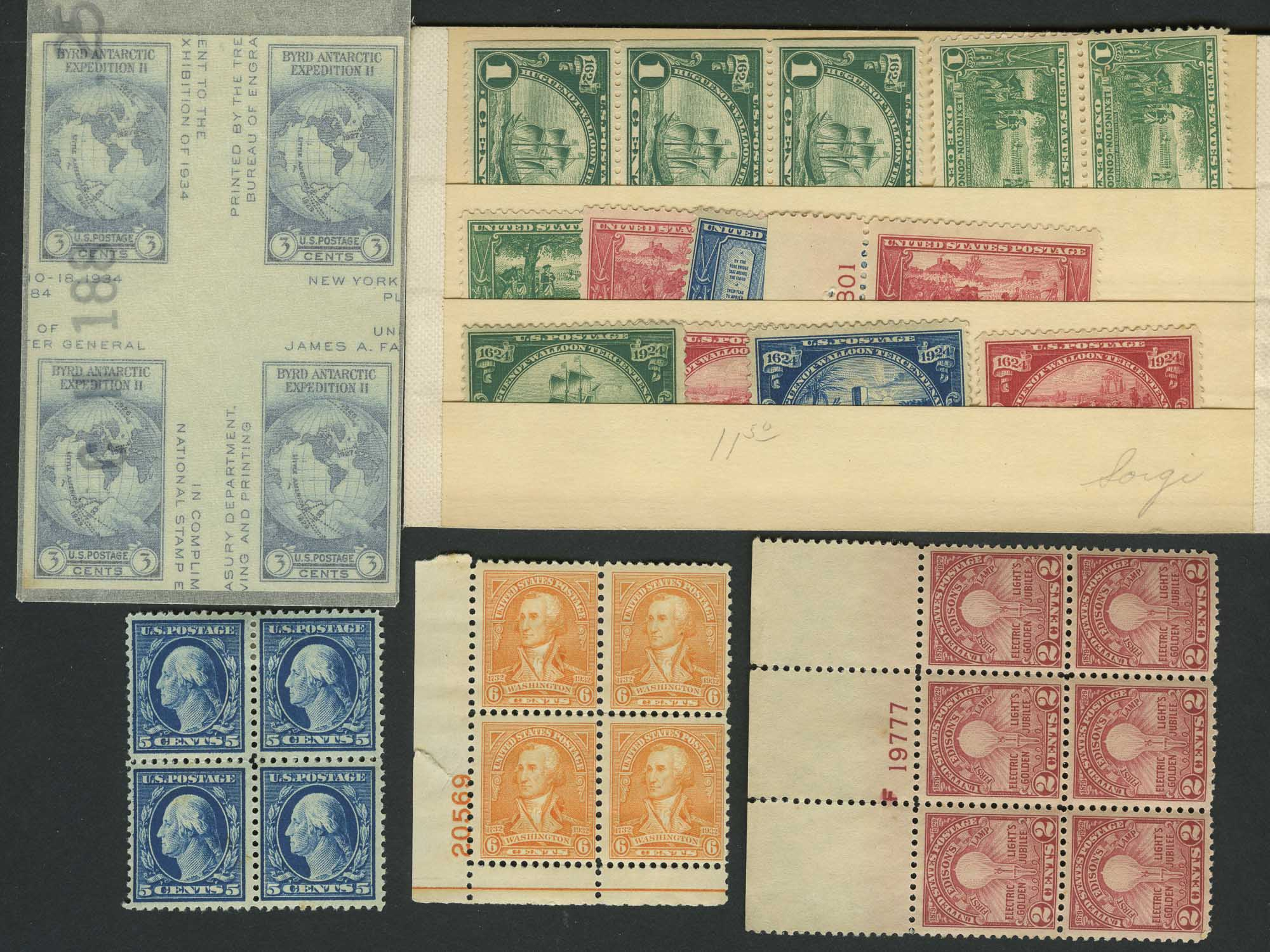 Lot image - United States Stamp Collection