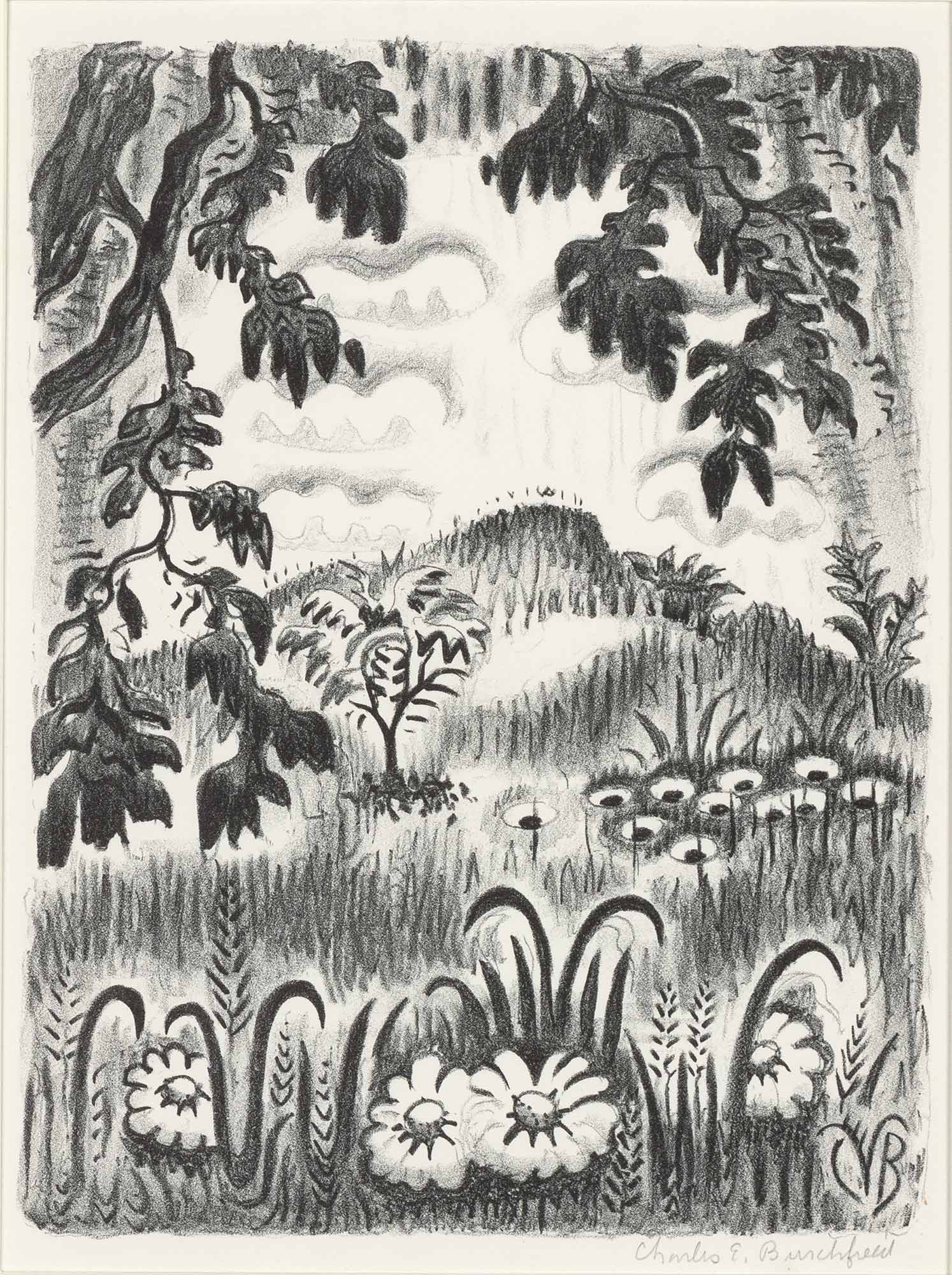 Lot image - Charles Burchfield
