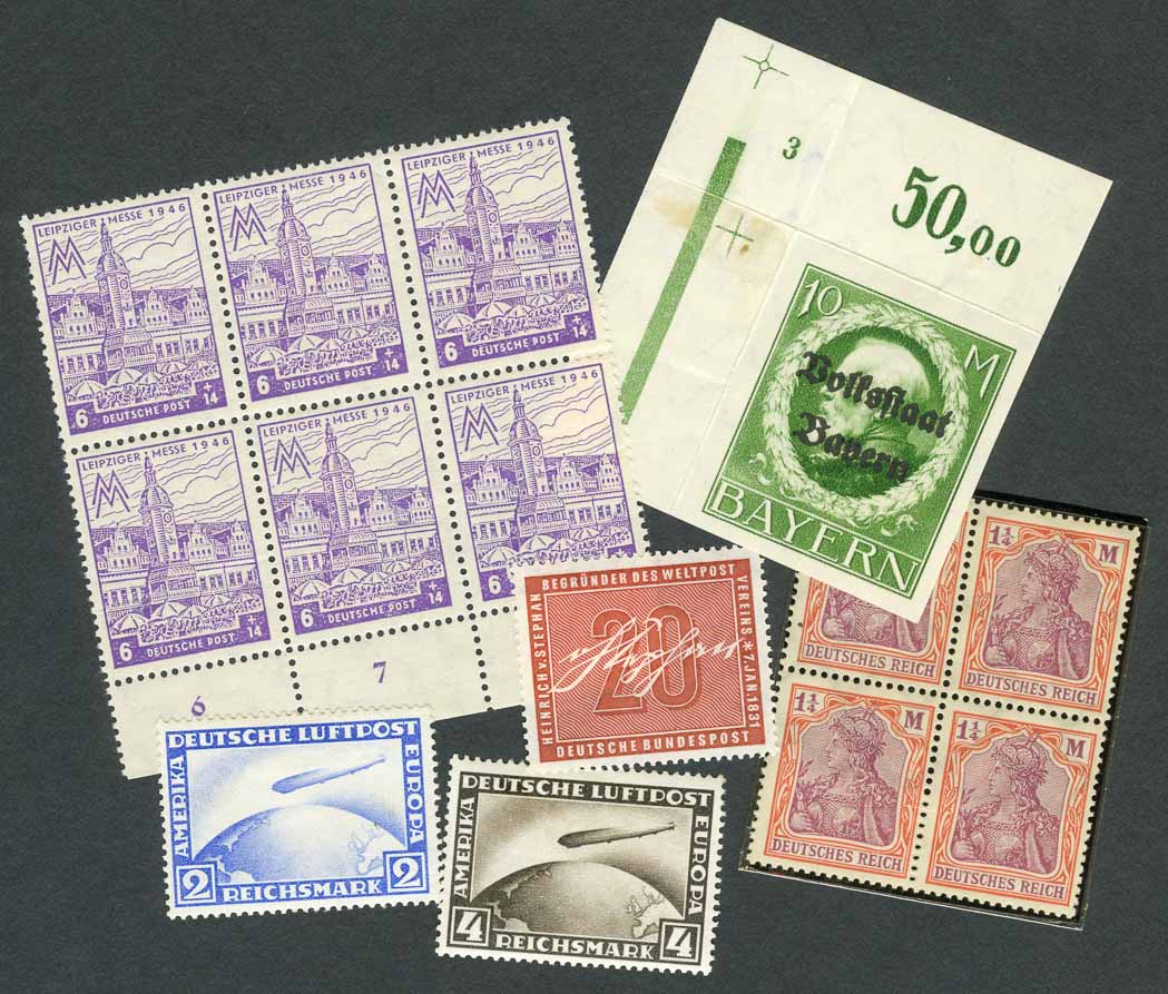 Lot image - Germany 20th Century Stock