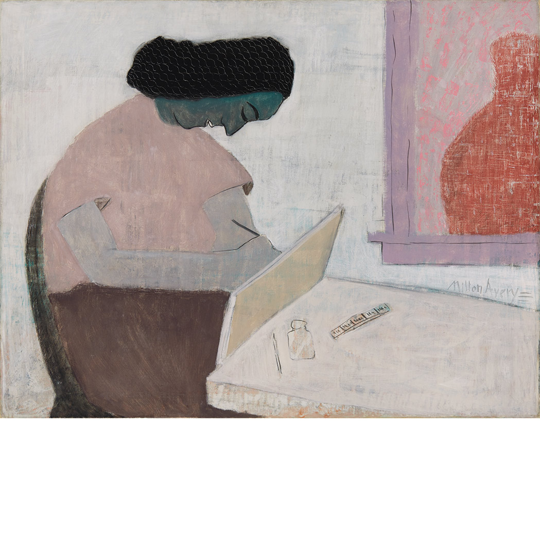 Lot image - Milton Avery