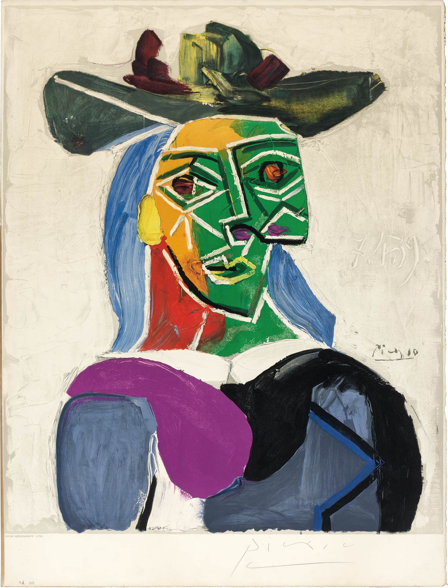 Lot image - After Pablo Picasso