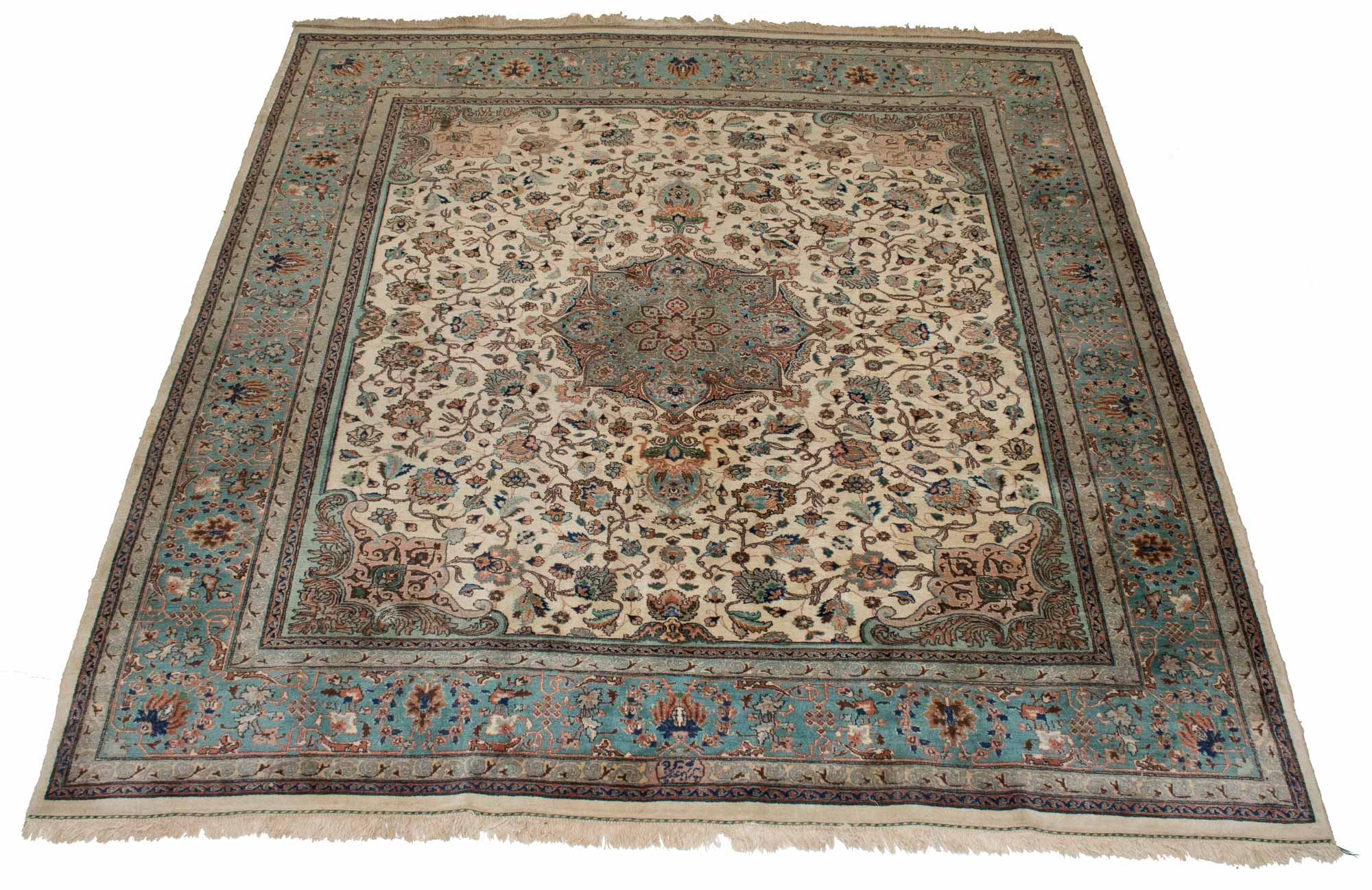 Lot image - Khorassan Carpet