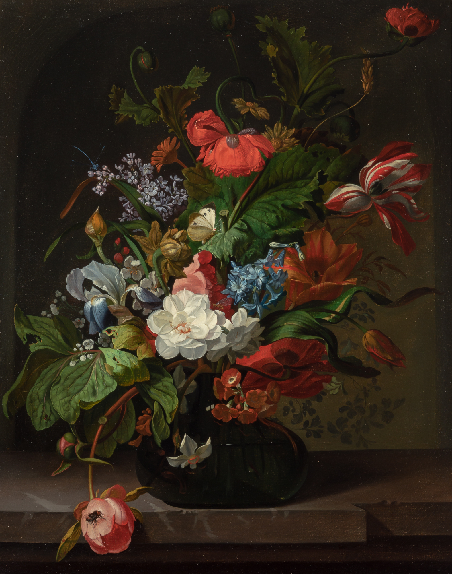 Lot image - Circle of Rachel Ruysch
