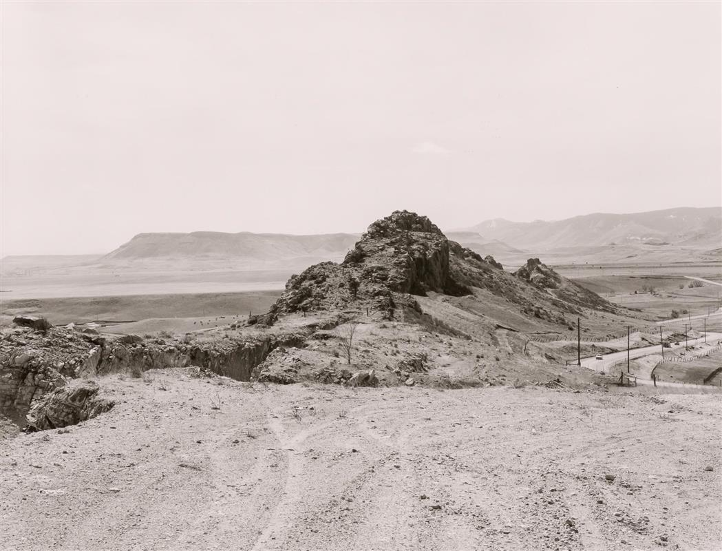 Lot image - ADAMS, ROBERT (b. 1937)  South of Rocky Flats [Nuclear Weapons Plant], Jefferson County, Colorado