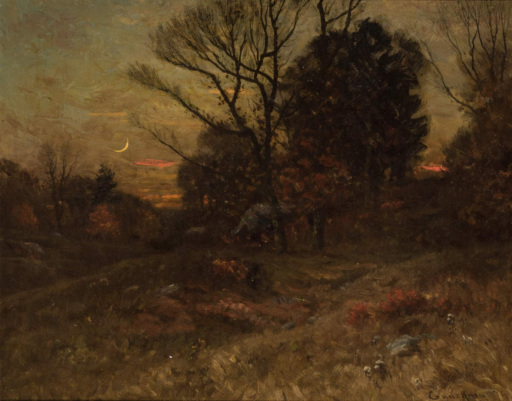 Lot image - John Joseph Enneking