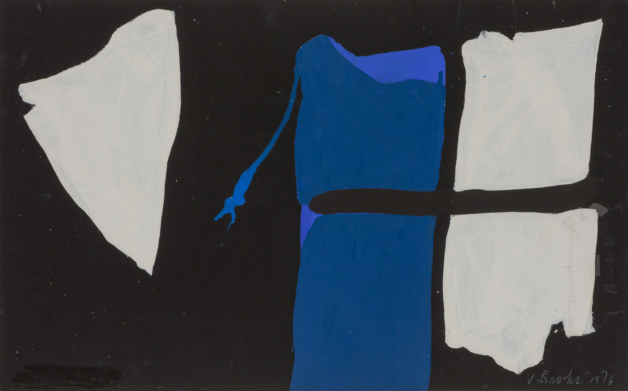 Lot image - James Brooks