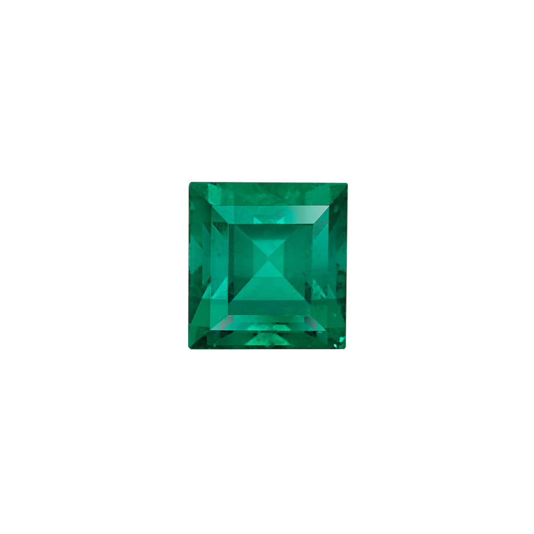 Lot image - An Important Emerald