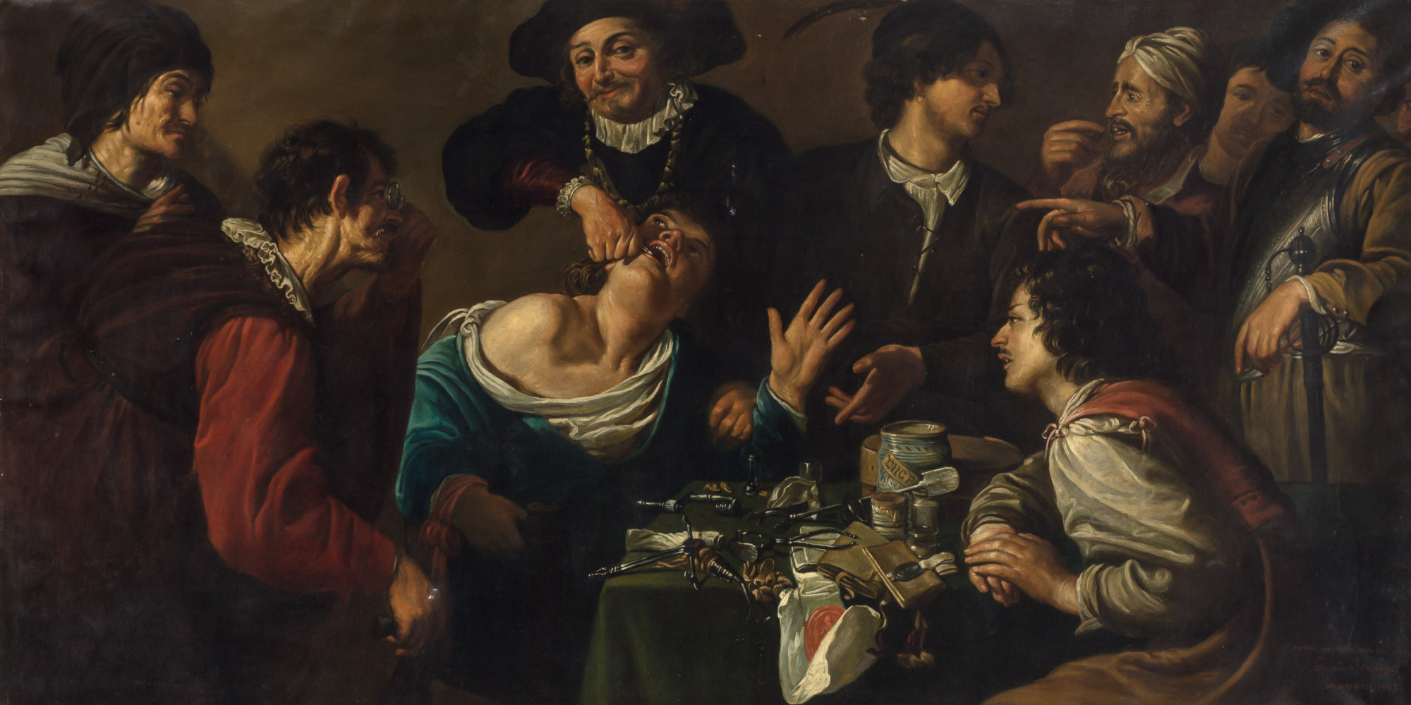 Lot image - After Theodoor Rombouts