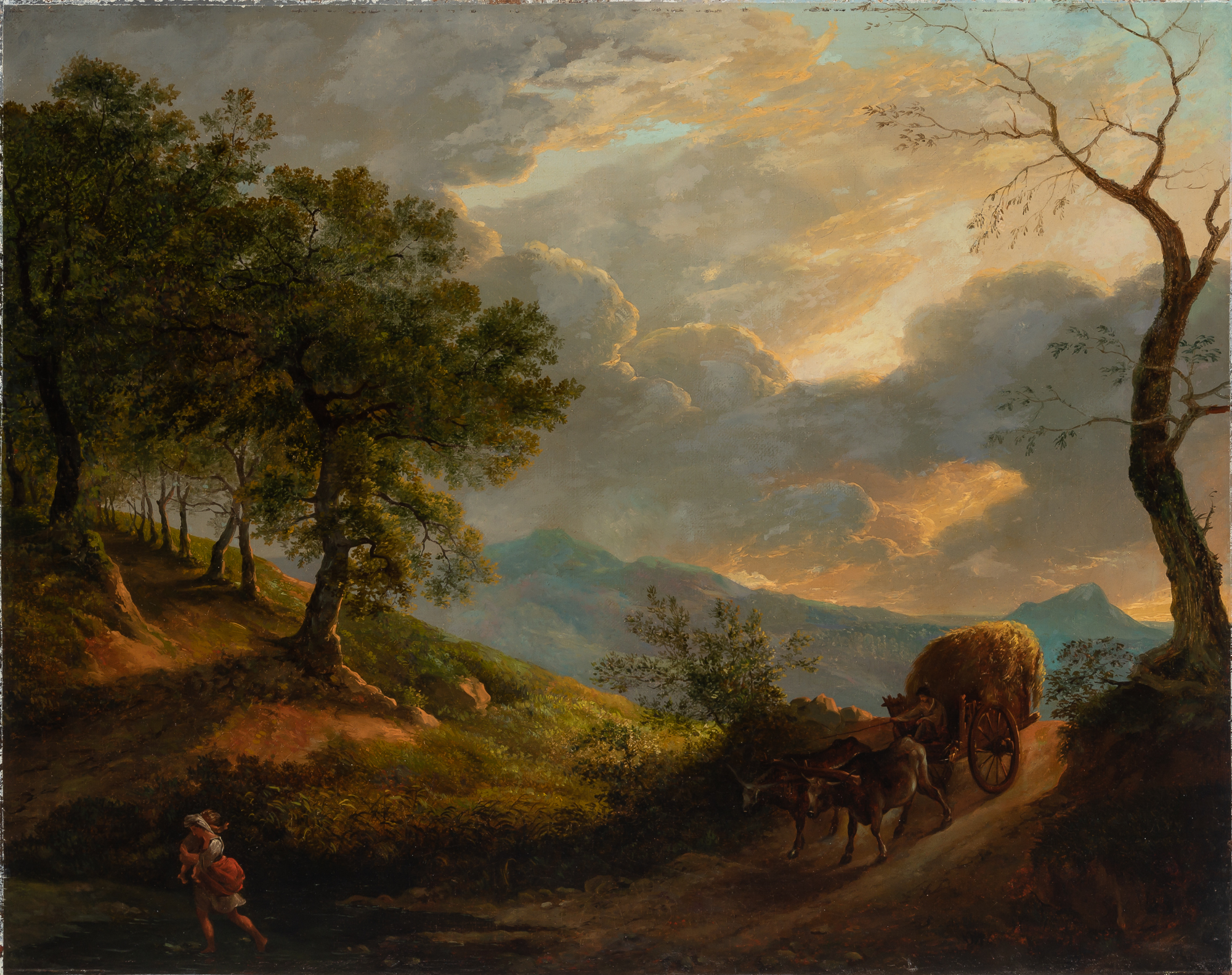 Lot image - Circle of Jean-Honoré Fragonard
