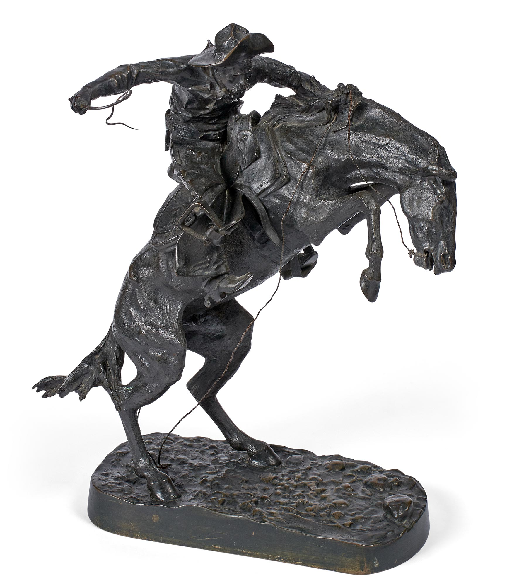Lot image - Frederic Remington