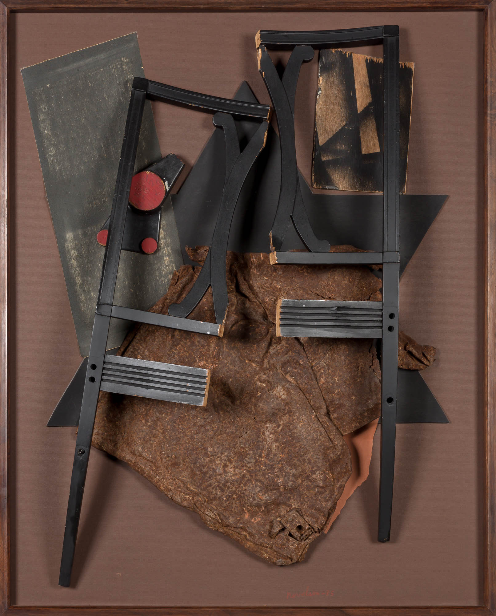 Lot image - Louise Nevelson