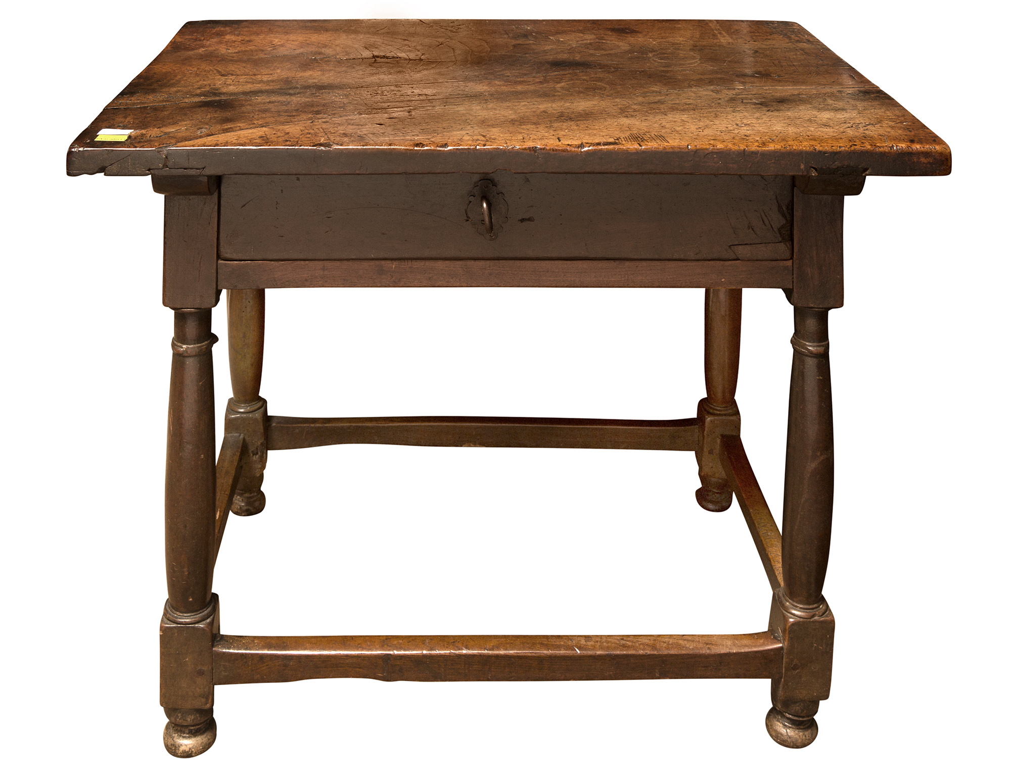 Lot image - Italian Walnut Table