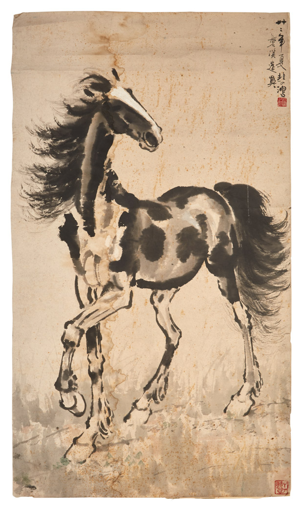 Lot image - After Xu Beihong (1895-1953)