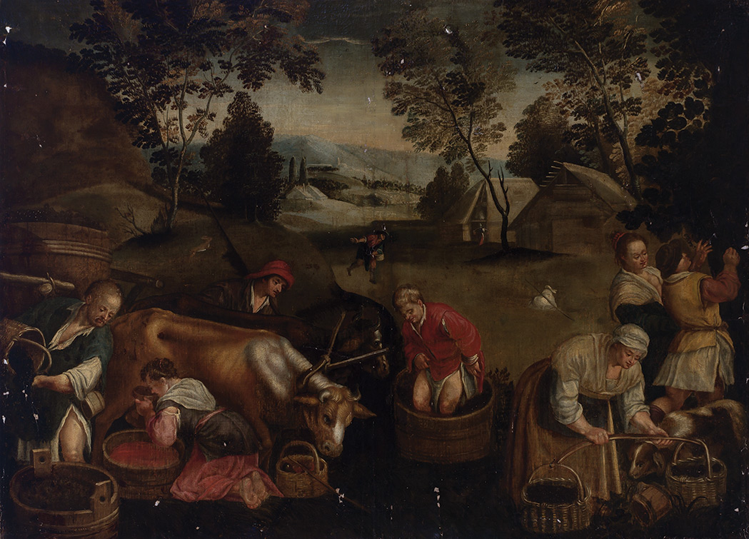 Lot image - Manner of Jacopo Bassano