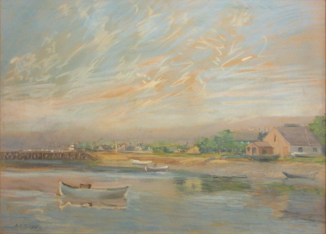 Lot image - Arthur Clifton Goodwin