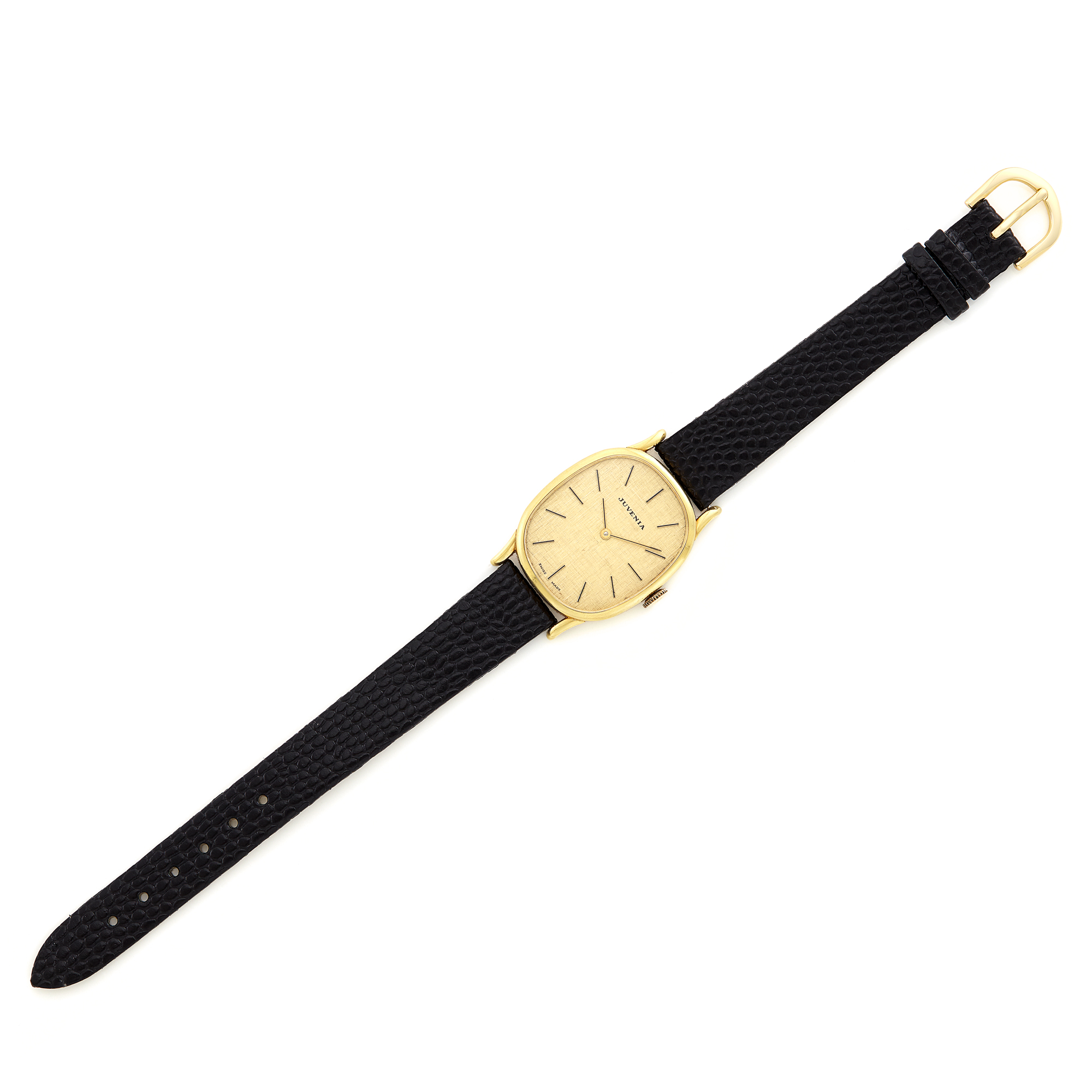 Lot image - Gold Wristwatch, Juvenia
