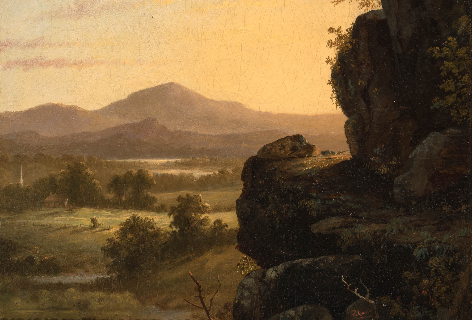 Lot image - Thomas Cole
