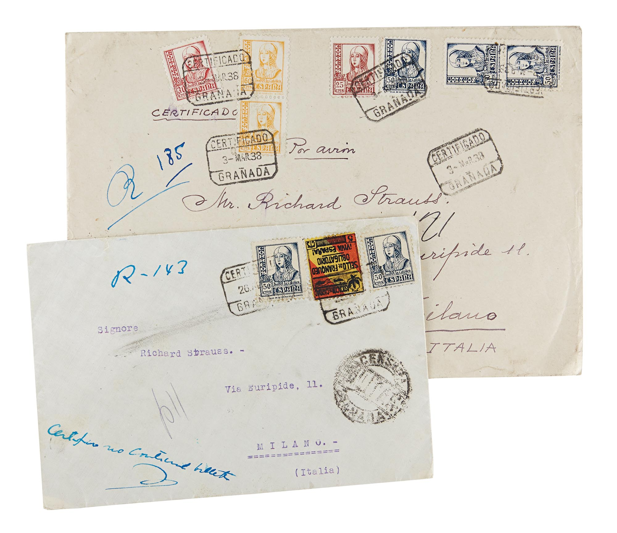 Lot image - World Wide Stamp Collection